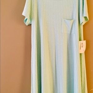 Sale! Carly mint green light material